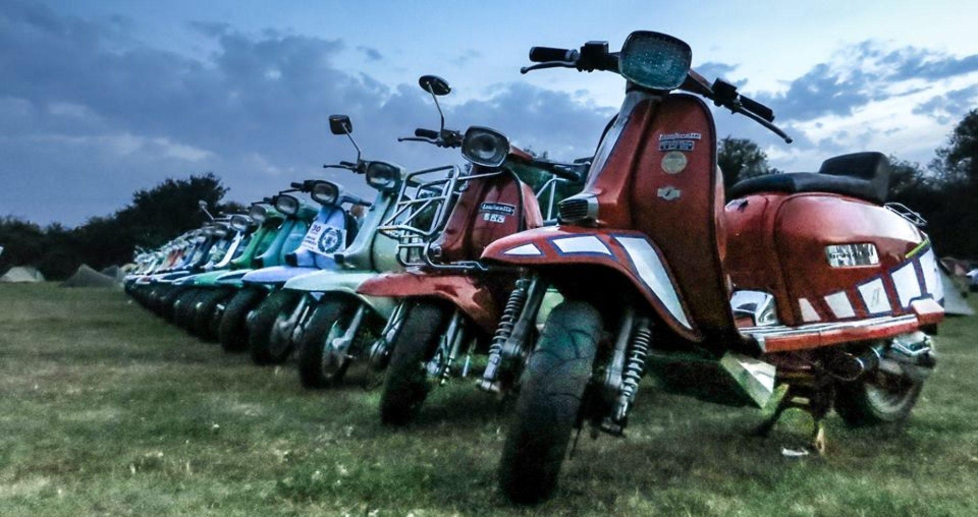 Lambretta Images Archive